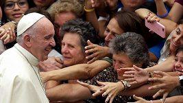 Papež František promluvil o olympiádě