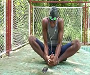 Plavec z Haiti