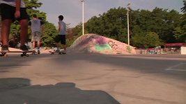 Skateboarding bude od roku 2020 na olympiádě