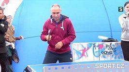 Petr Korbel se účastnil pěti olympiád