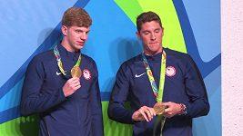 Co si myslí plavci o Phelpsovi?