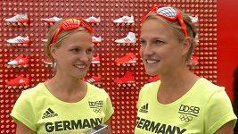 Dvojčata na olympijském maratónu