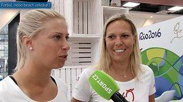 Anketa mezi českými sportovci: plážový volejbal, nebo fotbal?
