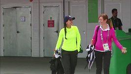 Golfistka a její zvláštní příjmení - Lovelady
