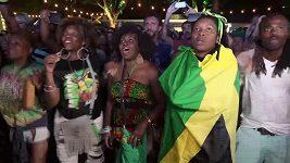 Jamajský dům v Riu fandil Boltovi