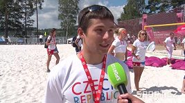 Jiří Prskavec na Lipně
