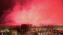Fanoušci v Riu hodnotí závěrečný ceremoniál
