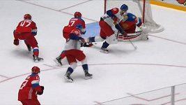 Příprava na Světový pohár: Rusko - Česko