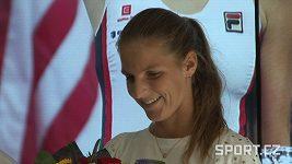 Karolína Plíšková, finalistka US Open