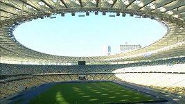 Na kyjevském olympijském stadiónu se bude konat finále Champions League v roce 2018
