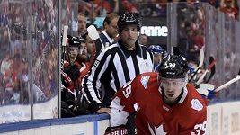 Kanada - Česko 6:0