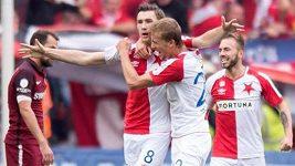 Slávista Jaromír Zmrhal před derby se Spartou