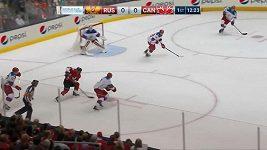 Sestřih zápasu Kanada - Rusko