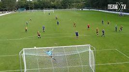 Gól v dánské amatérské lize