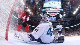 První finále Světového poháru Kanada - Výběr Evropy