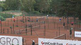 Tenisový turnaj fotbalových internacionálů