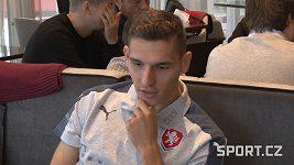 David Pavelka ke kvalifikaci s Německem