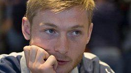 Jakub Brabec na srazu fotbalové reprezentace