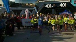 Muž uběhnul za 401 dnů 401 maratónů