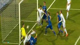 Vítězný gól Islandu v duelu s Finskem
