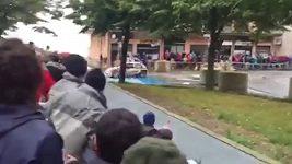 Tragická havárie na Rallye Legend