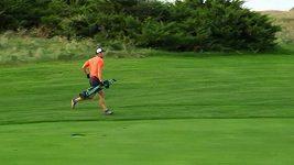 Jamie Young vyhrál nejrychlejší golfový šampionát na světě