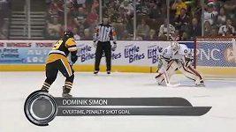 Simonův vítězný gól