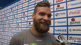 Adam Polášek o působení v KHL