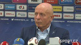 Karel Jarolím k nominaci na kvalifikaci s Norskem