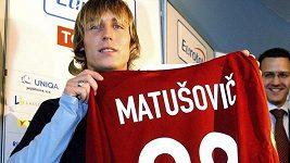 Matušovičův první gól za Spartu
