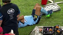 Zranění v australské lize