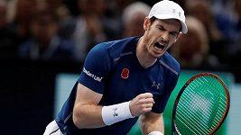 Pařížské finále Murray - Isner