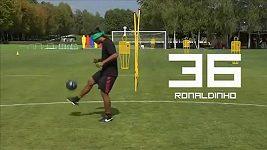 Ronaldinho strčil všechny do kapsy