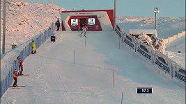 Slalom SP ve finském Levi