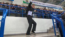 Tanečník v Chabarovsku