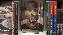 René Kujan křtí svoji knihu o běhání a o životě