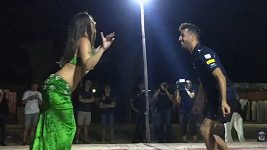 Břišní tanec Ricciarda
