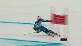 Francouzská lyžařka Tessa Worleyová vyhrála obří slalom v Killingtonu