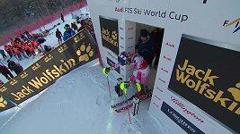 Slalom žen v Killingtonu