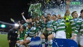 Celtic Glasgow získal 100. trofej