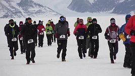 Zmrzlý maraton