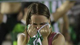 Šťastné chvíle brazilského hráče pár dnů před smrtí