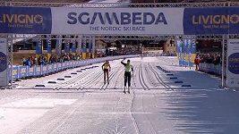 Kateřina Smutná skončila druhá na La Sgambedě