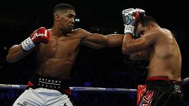 Anthony Joshua vs. Eric Molina