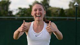 Ruská tenistka Jekatěrina Alexandrovová