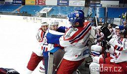 Charitativní hokejové utkání v Plzni