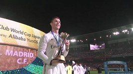 Ronaldo pomohl hattrickem k triumfu Realu v MS klubů