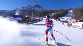 Lara Gutová triumfovala v super-G ve Val d'Isere