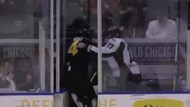 Hokejová bitka na trestné lavici