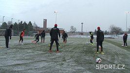 Slavia zahájila zimní přípravu